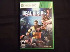Replacement Case (NO GAME) DEAD RISING 2 DEADRISING 2 XBOX 360