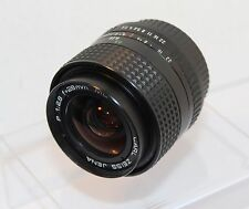 Carl Zeiss Jena 28mm 2.8 MC Wide Angle Lens for Praktica B PB Bayonet fit (0602)