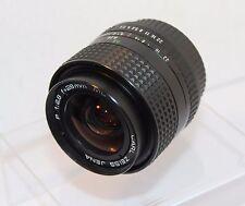 Carl Zeiss Jena 28mm 2.8 MC lente gran angular para Praktica B PB Bayoneta Fit (0602)