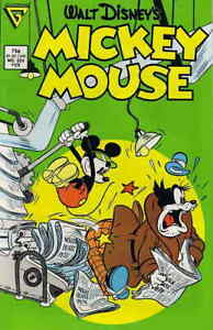 Mickey Mouse (Walt Disney's…) #223 VF; Dell | save on shipping - details inside