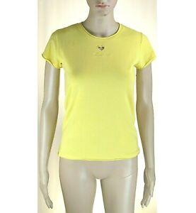 T-Shirt Maniche Corte Ragazza/Bambina TWIN-SET L090 Giallo Ocra Tg 14anni 10anni