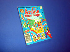 ARCHIE COMICS DIGEST #38 BETTY AND VERONICA 1979 in full color!
