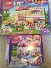 LEGO FRIENDS 3315 OLIVIA'S HOUSE & 41007 99.9% COMPLETE BOXED & INSTRUCTIONS