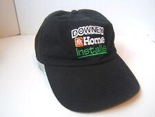 Downey Home Hardware Installs Hipster Work Hat Black Strapback Baseball Cap