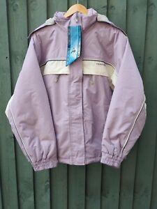 BNWT TRESPASS 'Kaps' Ladies Ski / Outdoor WP Jacket size XL (Fit UK 16) RRP £90