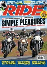 October Ride Motorcycles Magazines in English