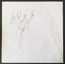 "John TRAVOLTA (Actor): ""Saturday Night Fever"" - Double LP with SIGNED POSTER"