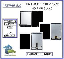 "Ecran Lcd + vitre tactile Noir ou Blanc iPad Pro-9,7""-10,5""-12,9""-ipad air 3"