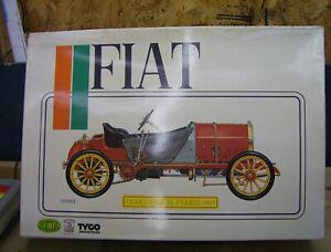 Vintage Tyco Pocher 1907 Fiat Frand Prix De France 1907 K/70 1/8 Scale