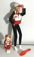 March of Dimes Walk America Barbie & Kelly Dolls 1998 Mattel 20843
