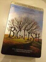 Dvd   BIG FISH una aventura tan grande como la vida misma( E.mcgregor ...j lange