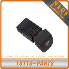 Bouton Warning Feux de Detresse Renault Kangoo - 7700308821 - Neuf et Garantie