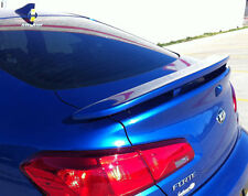 Fits: Kia Forte Koup 2014+ Custom Rear Spoiler Painted Made in the USA