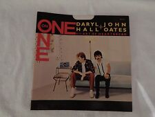 """Hall & Oates """"One On One"""" PICTURE SLEEVE! MINT! PERFECT! ONLY NEW COPY ON eBAY!"""