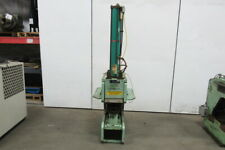 Barclay Machine Corp Pneumatic C Frame Stamping Punch Press 9 Opening