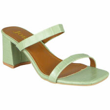 Womens Summer Strappy High Heels Comfy Ladies Sandals Open Toe Party Shoes