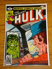 INCREDIBLE HULK #238 VOL1 MARVEL COMICS AUGUST 1979