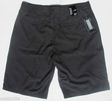 Polyester Big & Tall Flat Front Shorts for Men