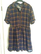 Topshop Polyester Short Sleeve Mini Dresses for Women