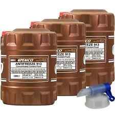 3x Pemco 20 Litro Anticongelante 913 Anticongelante Refrigerante