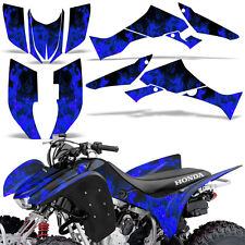 Honda TRX300EX ATV Graphics Kit Quad Decal Sticker Wrap TRX 300 EX 07-12 ICE BLU