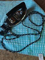 Vintage Travel Iron BALFOUR Collapsible Excellent Cond Pre Owned Japan Rare