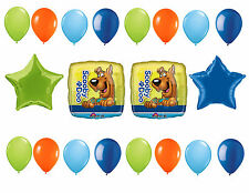 Scooby Doo Birthday Party Balloons Party Supplies Dog Birthday Balloons