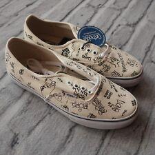 Vans OG Authentic S Syndicate Jason Dill Shoes Size 9 Graffiti