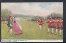 Warwickshire Postcard - Warwick Pageant, Lady Jane Grey as Queen   RS13421