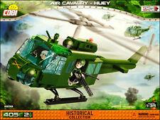 COBI Air Cavalry - Huey (2232) - 405 elem. - US utility helicopter