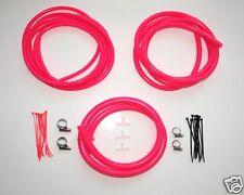 Seat Ibiza Cupra/Cupra R/1.8T Silicone Vacuum Hose kit- Pink Boostjunkies