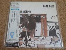 ERIC DOLPHY / LAST DATE / RARE US JAZZ JAPAN MINI LP CD