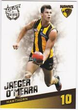 2017 AFL Select Certified Common Base Card - Jaeger O'Meara - Hawthorn