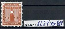 DR Dienstmarken Mi-Nr.: 163 y sauber postfrischer Wert geprüft Schlegel.BPP