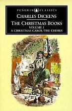 CHARLES DICKENS THE CHRISTMAS BOOKS BOXED SET PAPERBACK CAROL CHIMES HAUNTED MAN