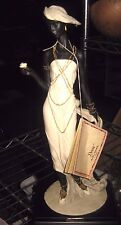 "DEAR ""Classy Woman"" Sculpture by A. Belcari"