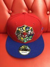 "Tokidoki ""Spidey Web"" Men's Snapback Hat (THT-1)"