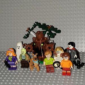 Lego TOY SCOOBY DOO Mini Figure  Velma Vampire Shaggy Daphne Fred **YOU CHOOSE**