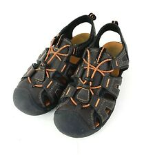 Mountain Creek Sports Sandals Sz 4M Boys River Runs2 Closed Toe Bungee Shoes