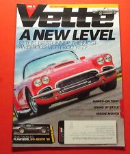 VETTE MAGAZINE OCT/2013...A NEW LEVEL: '62 STUNNER THE MOST AMBITIOUS VETTEROD?