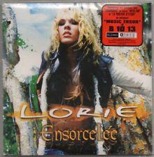 ★ CD SINGLE LORIEEnsorcelée - Pochette ciel bleu ( RARE ) 3-track CARDSL ★ NEUF