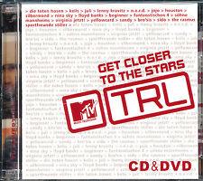 MTV TRL CD+DVD mit Silbermond Die toten Hosen Juli Beginner Söhne Mannheims SIDO