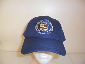 CADILLAC HAT DARK BLUE FREE SHIPPING GREAT GIFT