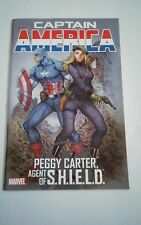 CAPTAIN AMERICA: PEGGY CARTER, AGENT OF SHIELD #1  MARVEL ONE-SHOT
