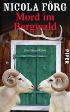 Mord im Bergwald / von Nicola Förg