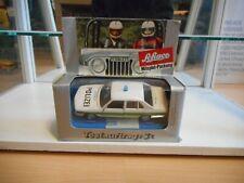 Schuco BMW 520 Polizei in White on 1:43 in Box