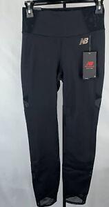 New Balance Women Evolve Tight Yoga Pants High Rise Size SMALL PGM WP81457 NEW