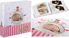 Álbum de Fotos para bebé,familiar,100 páginas (200 fotos 10x15),22,5 x 22,5 cm