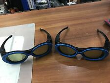 2x Original 3D Glasses SSG-220K for Samsung 3D TV