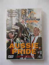 - AUSSIE PRIDE - 1999 WORLD CRICKET CUP [DVD]  (BRAND NEW) REGION 4 [NOW $59.75]